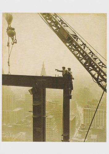 Empire State Building Construction (I15)