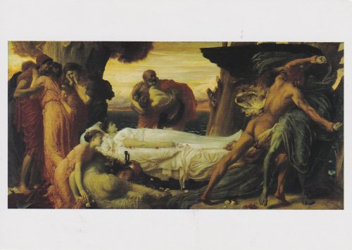 Leighton - Hercules Wrestling with Death (J05)