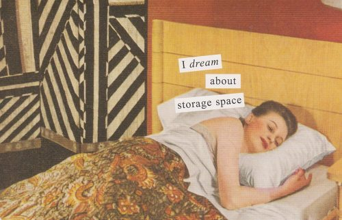 Storage Space (Anne Taintor) (S23)