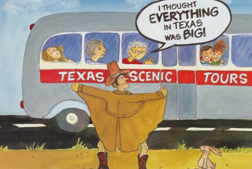 Texas: Everything is Big (R17)